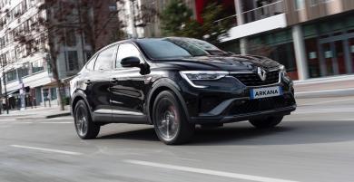 Az új Renault Arkana