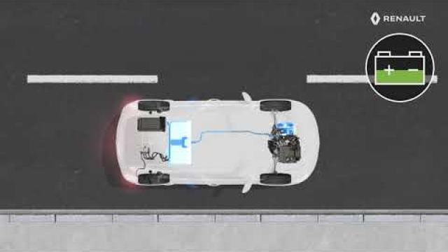 E-TECH PLUG-IN HYBRID - Az E-TECH többfunkciós automata sebességváltó