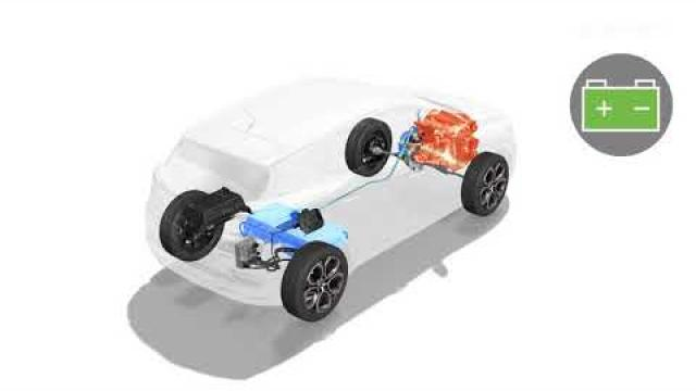E-TECH PLUG-IN HYBRID - Pure, My Sense, Sport vezetési módok