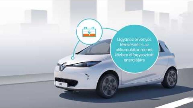 A 10 elengedhetetlen fogás  Elektromos Renault gépkocsija optimális működéséhez