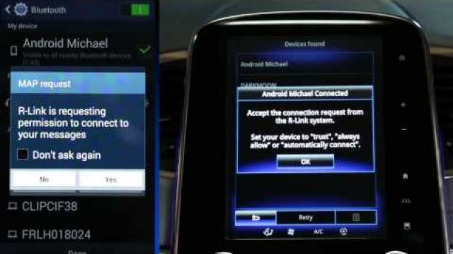 Android okostelefon párosítása ?